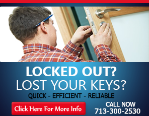 Locksmith Houston, TX | 713-300-2530 | The Best Service